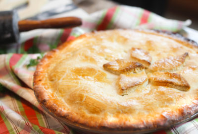 How to Make After Thanksgiving Turkey Pot Pie