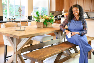 DIY FARMHOUSE TABLE EXPERIENCE