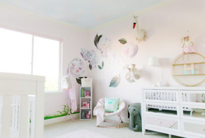 Toddler Room Makeover