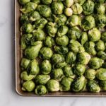 How to make a DIY Roasted Brussel Sprouts Bar for your Tailgate