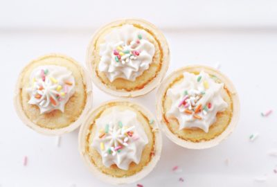 How to Make Easy Cupcake Cones