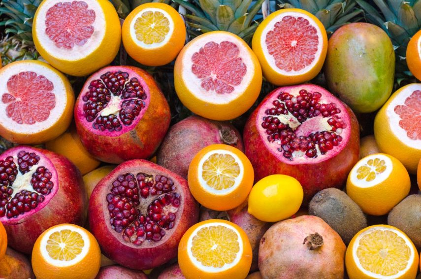 vitamin c and breastmilk