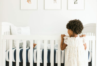 How I went from a Girl nursery to a Boy nursery
