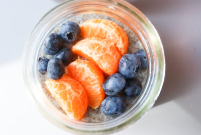 Dreamsicle Chia Pudding