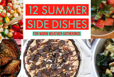 summer side dishes for independence day