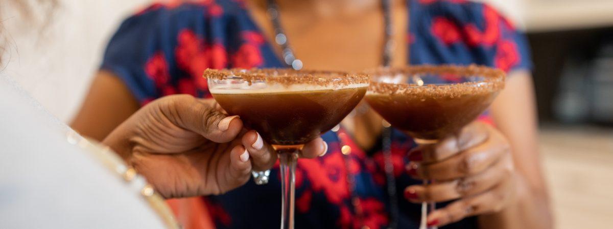 Italian Grappa Espresso Martini