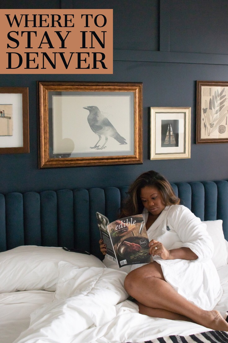 Visiting The Ramble Hotel in Denver, Colorado