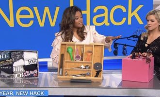 Home Hacks to Help Cut the Clutter - HLN Appearance