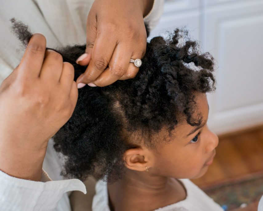 Naturalicious Wash Day for Kids