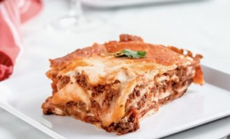 How to make the best Mexican Lasagna