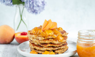 cinnamon oatmeal pancake recipe