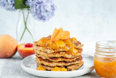 cinnamon oatmeal pancake recipe