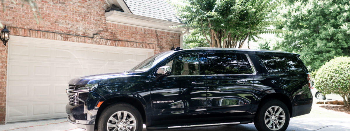Features to love on the 2021 Chevrolet Suburban